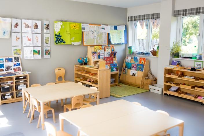 light classroom